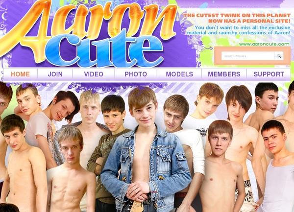 Aaron Cute 購入