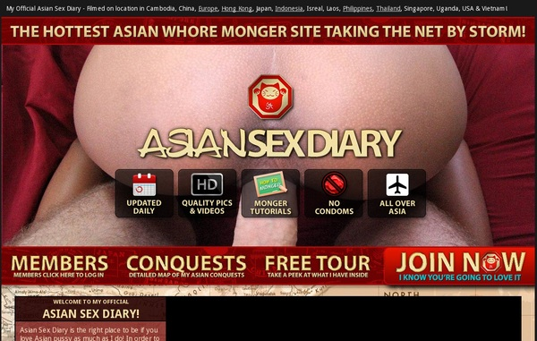 Asian Sex Diary Users