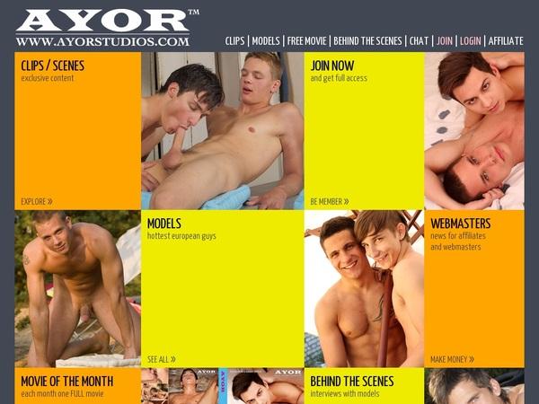 Ayorstudios.com Free Preview