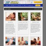 Boy Gusher Centrobill.com