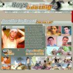 Boyscasting.com Parola D'ordine Gratuito