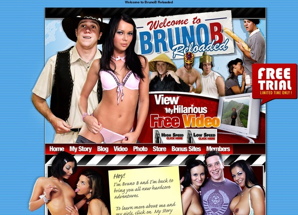 Bruno B Reloaded With Paypal