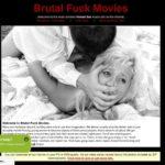 Brutal Fuck Movies Buy