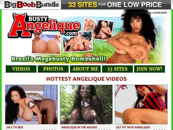 Bustyangelique Free Ones