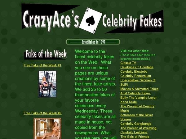 Crazyacefakes.com Password Dump