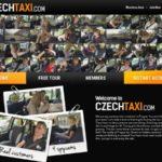 Czech Taxi パスワード