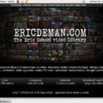 Eric Deman 신용 카드