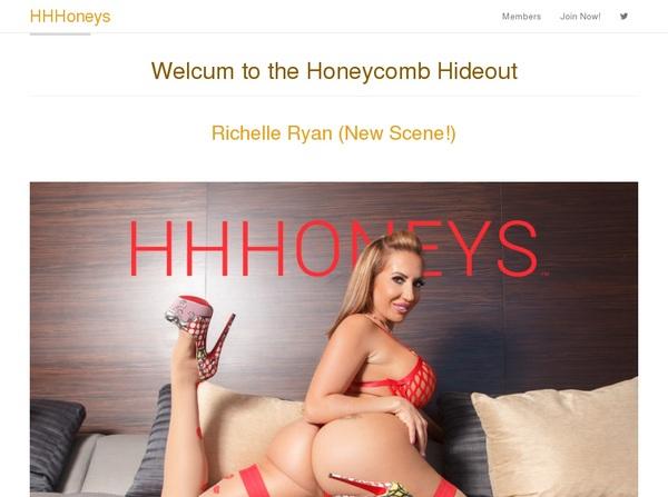 Free HHHoneys Id