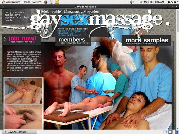 Gaysexmassage.com Torrent
