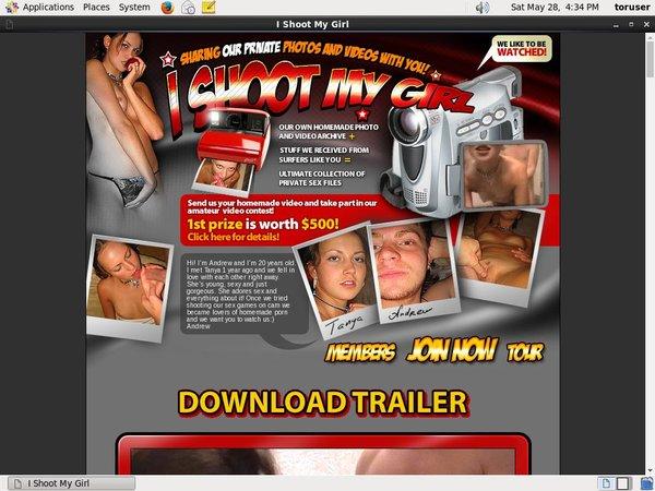 Get Free Ishootmygirl.com Passwords