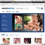 Homoactive Toys Direct Pay