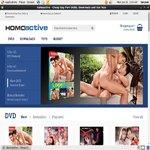 Homoactive.com Passes