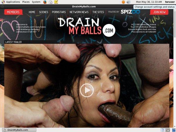 Join Drainmyballs