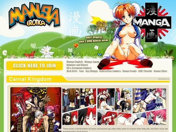 Manga Erotica Porno