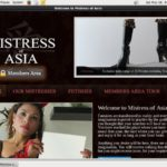 Mistress Of Asia Web Billing