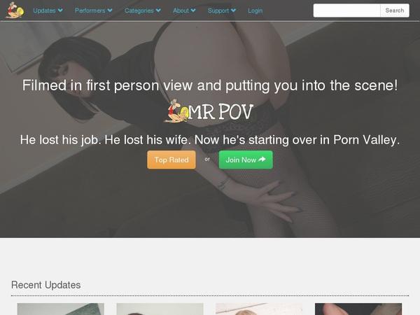 Mrpov.com With IDeal