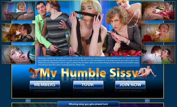 My Humble Sissy Clips