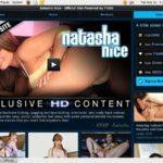 Natasha Nice Member Access