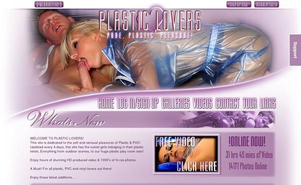 Plastic Lovers UK Porn Video
