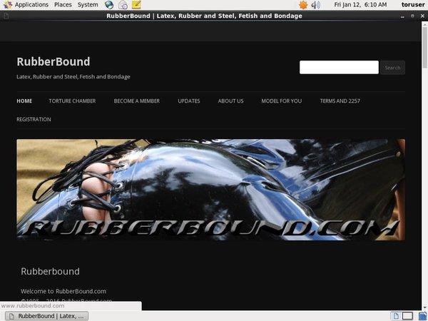 Rubber Bound Promo Code