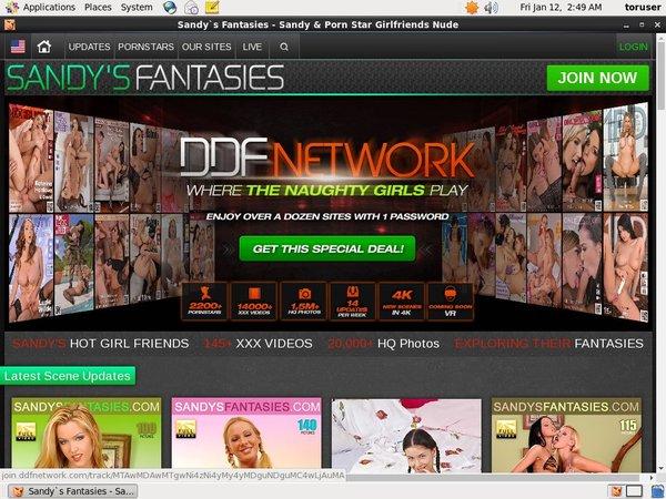 Sandysfantasies.com With JCB Card