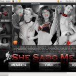 Shesadome.com Site Discount