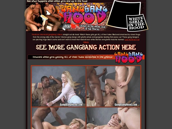 Sign Up Gangbanghood