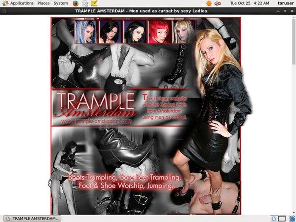Trample Amsterdam Free Premium Accounts