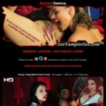 Xxx Vampire Sex Videos