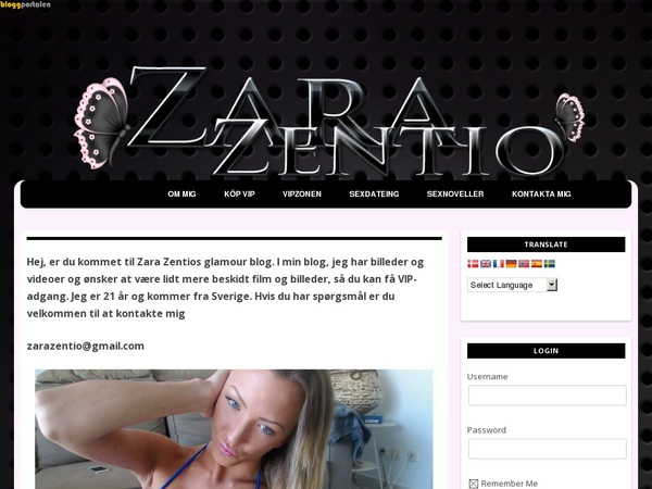 Zara Zentio Join By Check