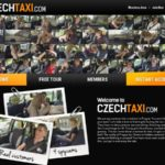 Czech Taxi Sign Up Again