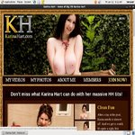 Karinahart.com With Bank Pay