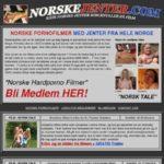Norske Jenter Register Form