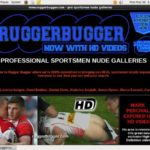 Rugger Bugger アカウント