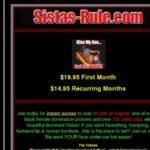 Sistas-rule.com Logins