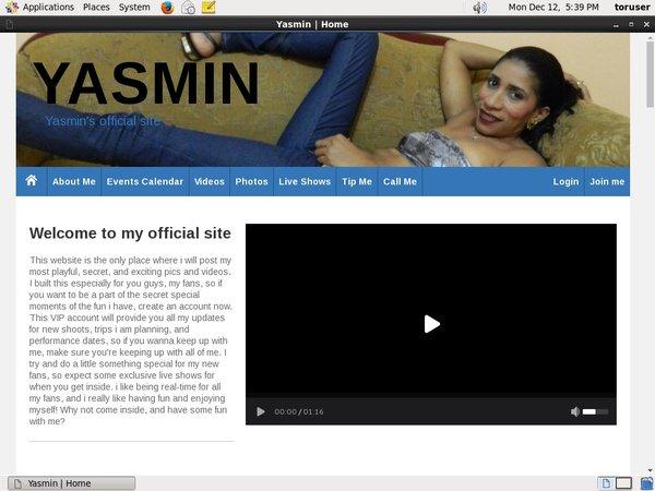 Yasmin.modelcentro.net Mobile