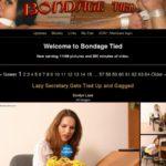 Bondage Tied 注册帐号
