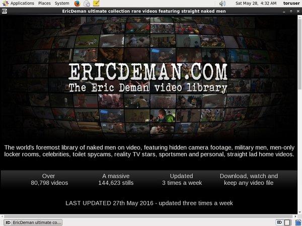 Eric Deman Wnu.com