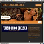 FETISH Chick ChelseA Checkout