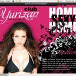 Clubyurizan.com Shop