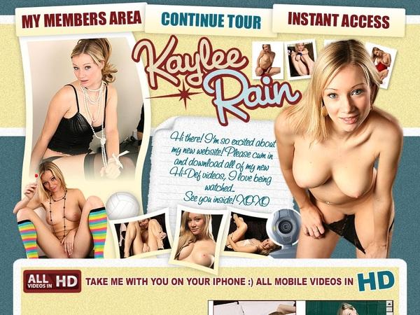 Kaylee Rain Passwords Accounts