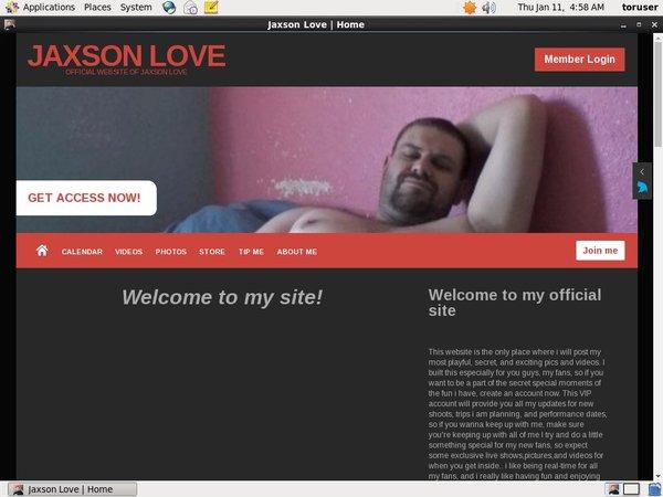 Jaxson Love Free Video