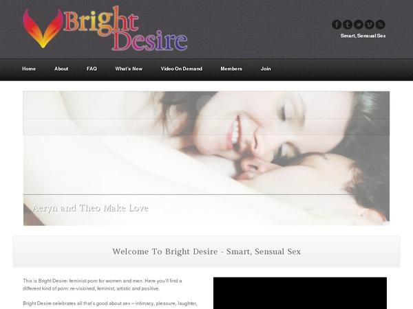 Brightdesire Gratis Password
