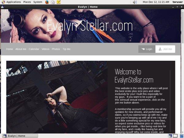 Evalynstellar.modelcentro.com Free Member