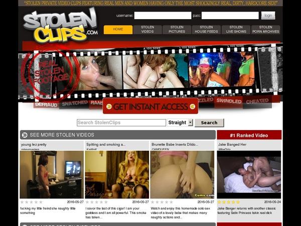 Stolenclips Porn Videos