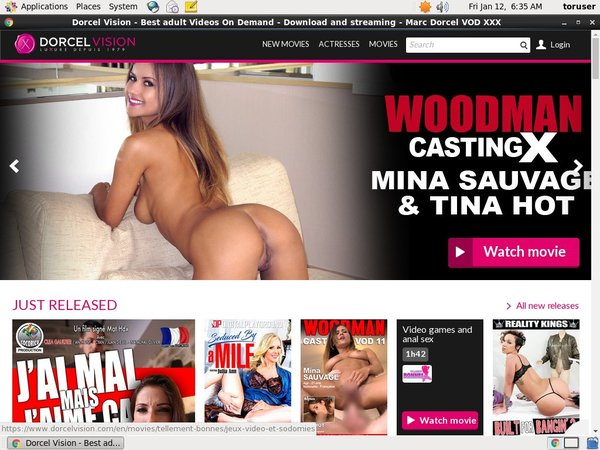 Free Pass For Dorcel Vision