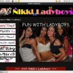 Password Nikkiladyboys Free