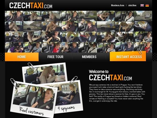Czechtaxi New Videos