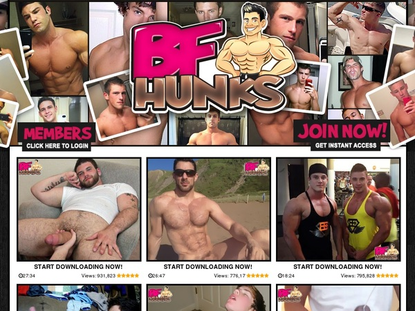 Bfhunks.com Login Account