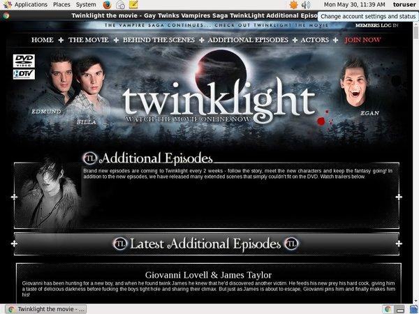 Id Twinklight.tv